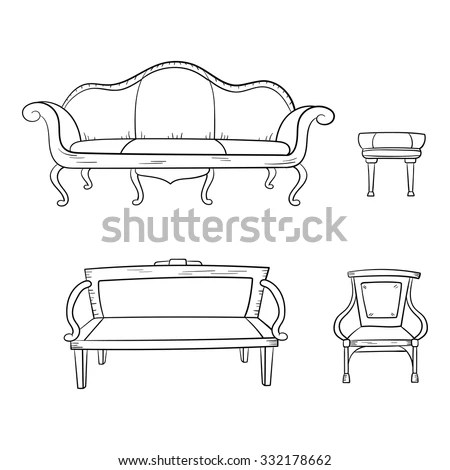 Classic Chair Stock Images, Royalty-Free Images & Vectors