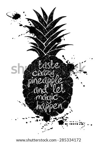 Pineapple Background Stock Images, Royalty-Free Images