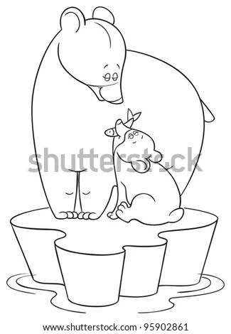 Baby Polar Bear Stock Images, Royalty-Free Images