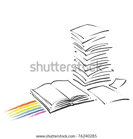 Doodle Style Final Exams Illustration Vector Stock Vector