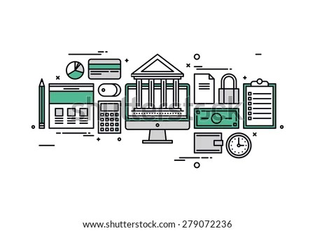 Electronic Funds Transfer Stock Images, Royalty-Free