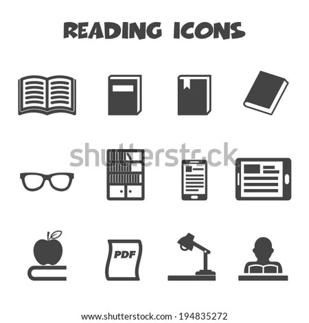 Ebook Icon Stock Images, Royalty-Free Images & Vectors