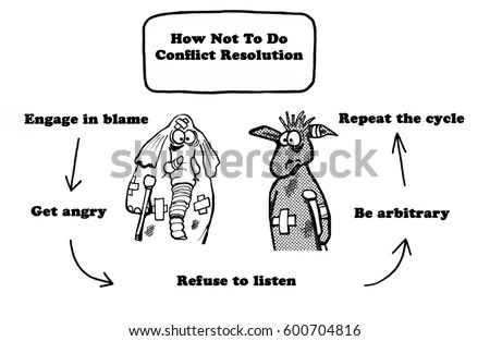 Conflict Resolution Stock Images, Royalty-Free Images