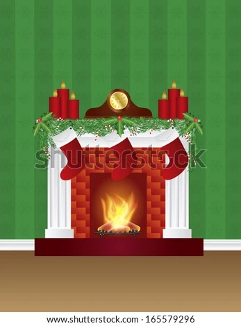 Fireplace Logs Stock Images RoyaltyFree Images  Vectors  Shutterstock