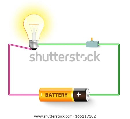 Electric Circuit Diagram Stock Images Royalty Free Images