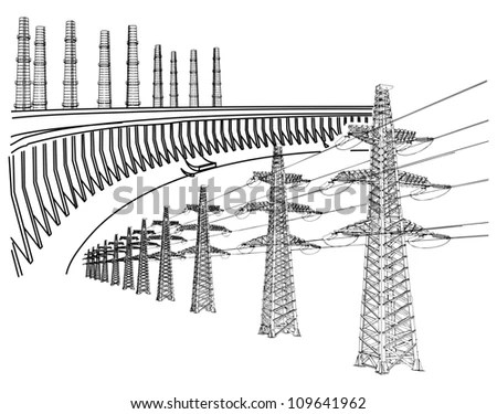 Hydro Power Plant Stock Images, Royalty-Free Images