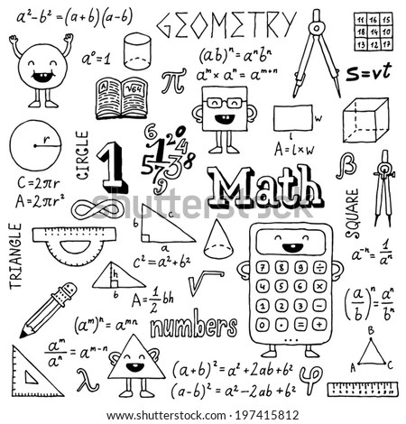 Math Stock Photos, Royalty-Free Images & Vectors