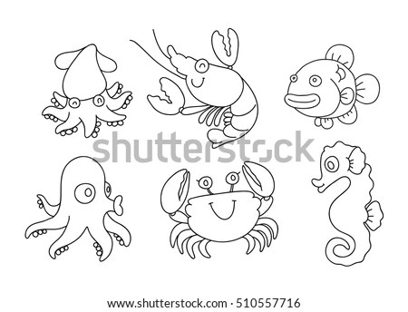 Cartoon Fish Stock Images, Royalty-Free Images & Vectors
