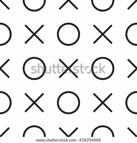 Noughts-and-crosses Stock Images, Royalty-Free Images