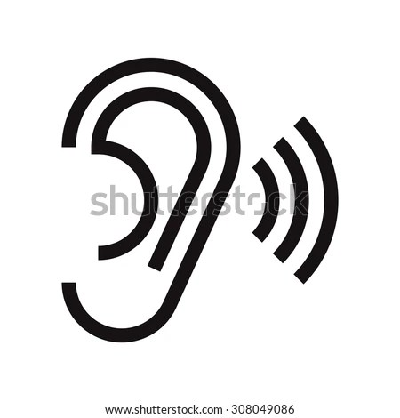Hearing Icon Stock Images, Royalty-Free Images & Vectors