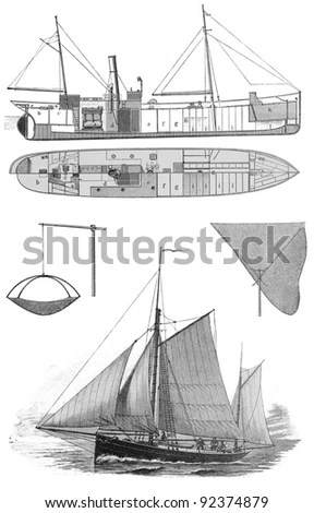 Ship 19th Century Stock Photos, Images, & Pictures