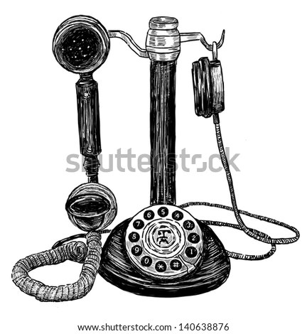 rotary dial telephone wiring diagram ignition itt wall phone accessories ~ elsalvadorla