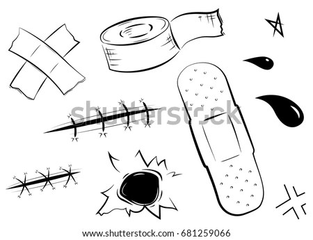 Bullet Hole Blood Stock Images, Royalty-Free Images