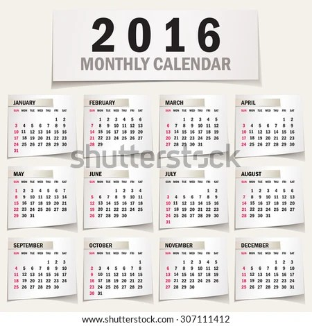 September Calendar Stock Images, Royalty-Free Images