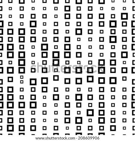 Multiplication Table On White Background Vector Stock