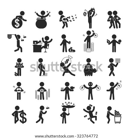 Toddler Development Stages Milestones One Two Stock Vector