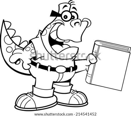 Cartoon Piston Wrench Hand Stock Vector 61401733