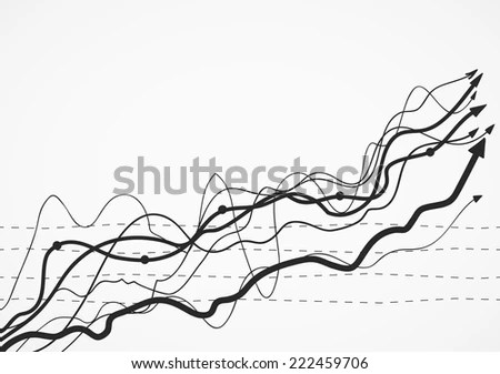 Line Graph Stock Images, Royalty-Free Images & Vectors