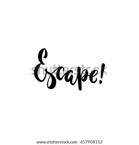 Escape Stock Images, Royalty-Free Images & Vectors