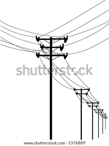 Telephone Pole Stock Images, Royalty-Free Images & Vectors