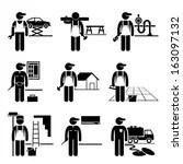 Handyman Labor Labor Skilled Jobs Occupations Careers