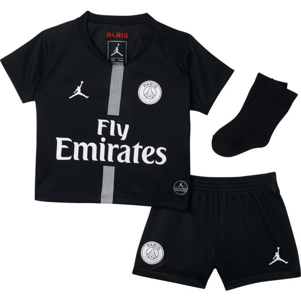 paris saint germain maillot domicile jordan x psg chl 2018 19 kit bebe enfant