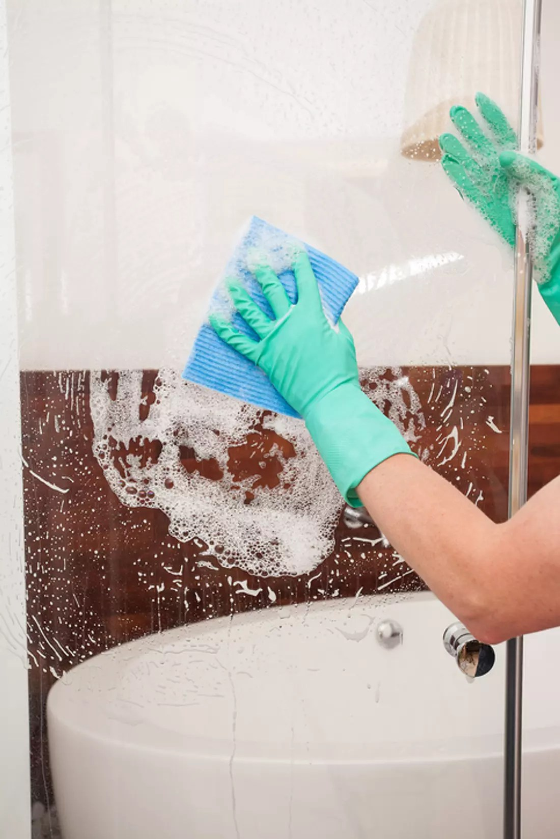 Image Result For How To Clean Soap Sfrom Shower Tiles