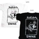 SUICIDAL TENDENCIES SKATEBOAD スイサイダルテンデンシース スケボー Tシャツ