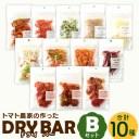 【ふるさと納税】DRY BAR(ドライバー) Bセット 10