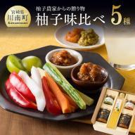【ふるさと納税】宮崎の大地で育った人気柚子の旨みを「ぎゅっ」