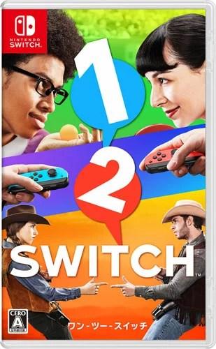 【Switch】1?2?Switch