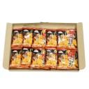 (全国送料無料) 前田製菓 焼とうもろこしクラッカー 12g 10コ入り メール便 (4902732011162x10m)