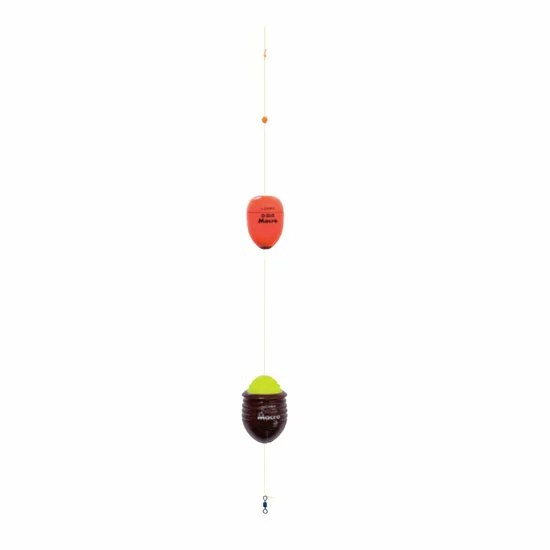 【KIZAKURA/キザクラ】UZAWA D.SUSMacro(マクロ)&ディンプルMacro レッド 2B Macroセット うき ウキ 030598