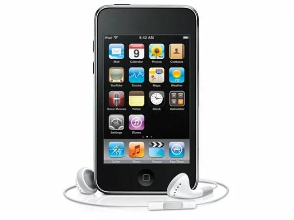 【iPod touch 第3世代】 iPodの魅力のすべてを思いきり楽しめます。32GBAPPLE MC008J/A