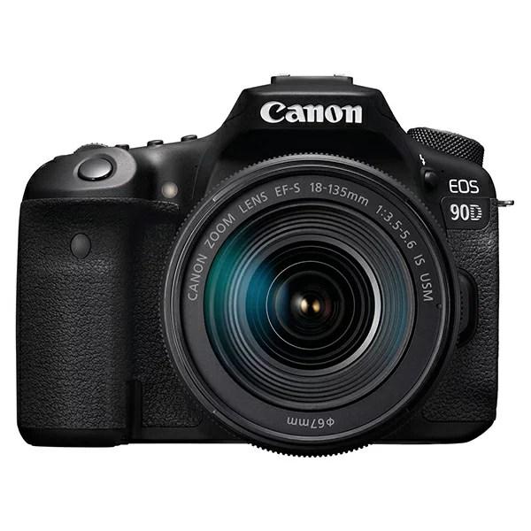 CANON EOS 90D EF-S18-135 IS USM レンズキット [デジタル一眼レフカメ