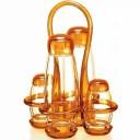 [P]guzzini Boiil グッチーニ ボッリ クルエセット 調味料入れ 231300 45 オレンジ10P03Dec16