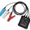 長谷川電機工業 低圧相回転計 HPL-200 絶縁電線クリップタイプ