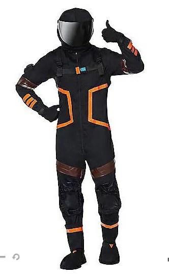 ダークボイジャー コスチューム フォートナイト Fortnite ゲーム 大人 ハロウィン コスプレ イベント 衣装 テレビゲーム