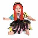 ナイトメアービフォアクリスマス サリー 幼児用 コスチューム 子供 赤ちゃん ベビー コスプレ 仮装 ハロウィン 通常便は送料無料