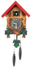 ■RHYTHM リズム時計【カッコーメルビルR】4MJ775RH06 [代引不可]【楽ギフ_包装選択】