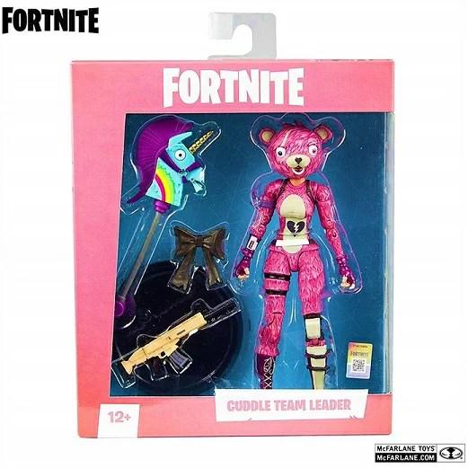 【Fortnite/フォートナイト】 ピンクマ カドルチームリーダー プレミアム フィギュア Cuddle Team Leader Premium Action Figure キャラクター/ぴんくま//ピンク/ゲーム/