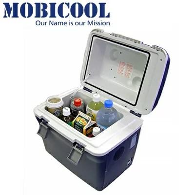 MOBICOOL ポータブルクーラーボックス 容量20L 小型 CT20DC 【送料無料】【KK9N