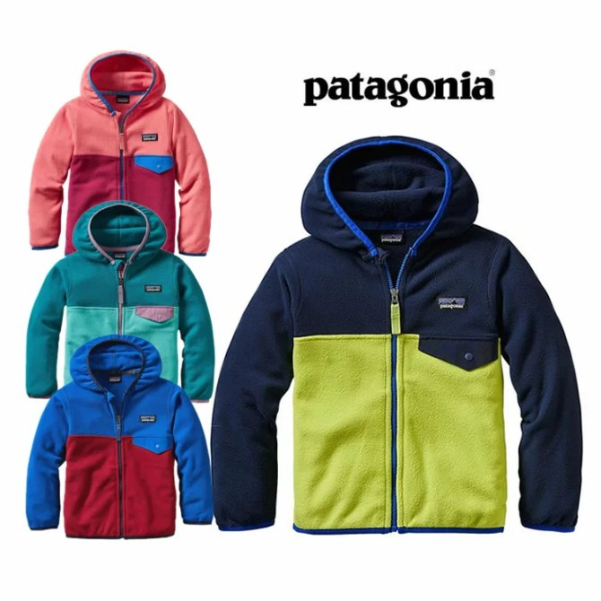 Patagonia パタゴニア [ベビー&キッズ] Baby Micro D Snap-T Jkt[
