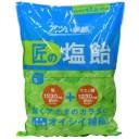 『売切れ御免』『賞味期限:21.04.08以降』 サラヤ Gains 匠の塩飴 マスカット味 2kg