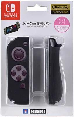 Joy-Con専用カバー(ソフトタイプ) for Nintendo Switch[ホリ]《取り寄せ※暫定》