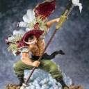 フィギュアーツZERO エドワード・ニューゲート -白ひげ海賊団船長- 『ワンピース』[BANDAI SPIRITS]【送料無料】《発売済・在庫品》