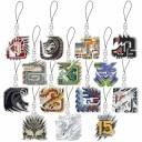 モンスターハンター15th メインモンスターアイコンステンドマスコットコレクション 14個入りBOX[カプコン]《02月予約》