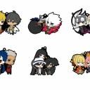 【あみあみ限定特典】ラバーマスコット バディコレ Fate/Grand Order 6個入りBOX[メガハウス]《11月予約》