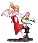 ソードアート・オンライン アリシゼーション War of Underworld アスナ巫女 Ver. 1/7 完成品フィギュア[双翼社]《発売済・在庫品》