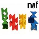 【パターンブックと木箱付き】ネフスピール/naefspiel【送料無料】【Naef / ネフ】